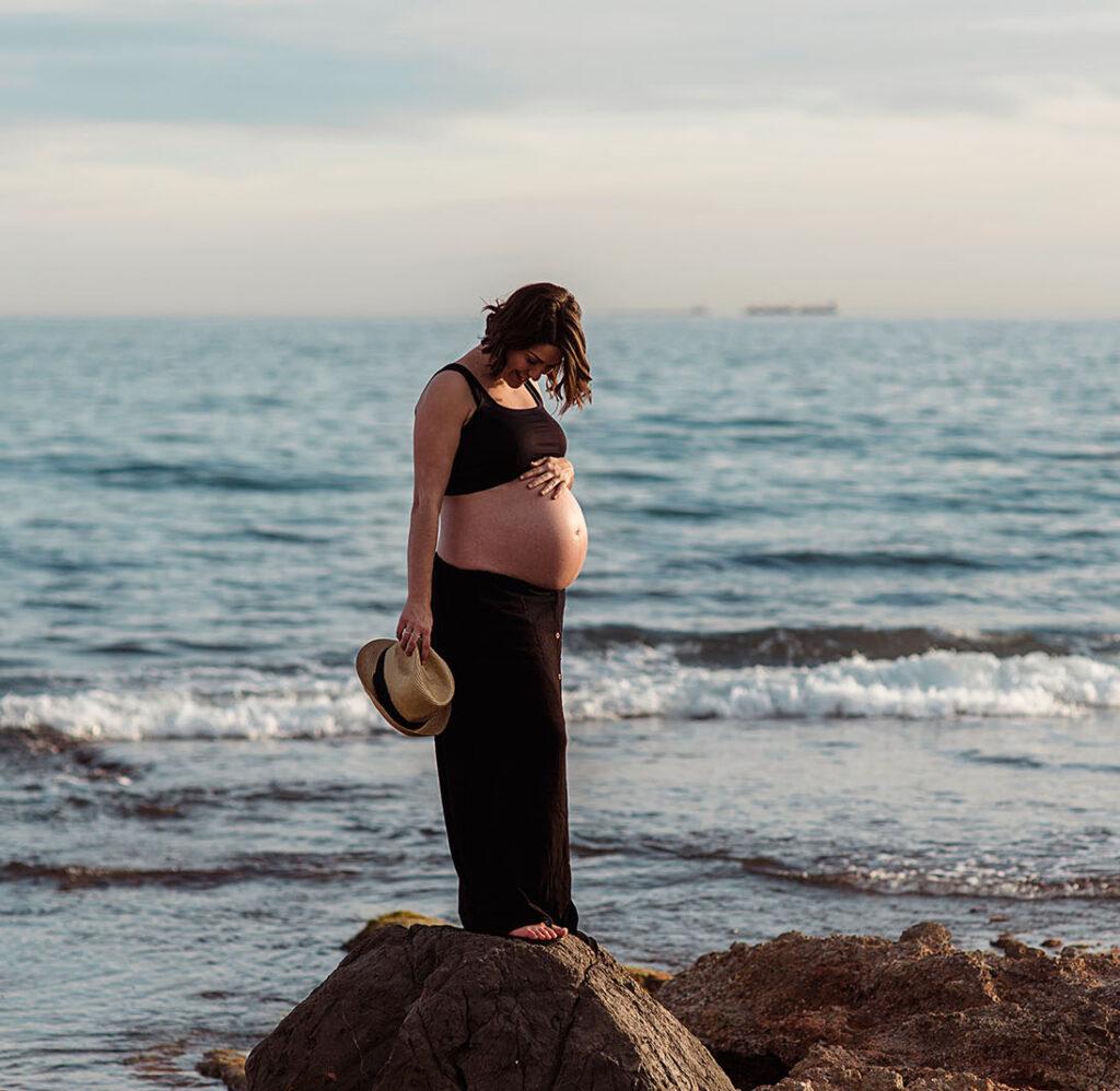 Fotos embarazo Benicarlo