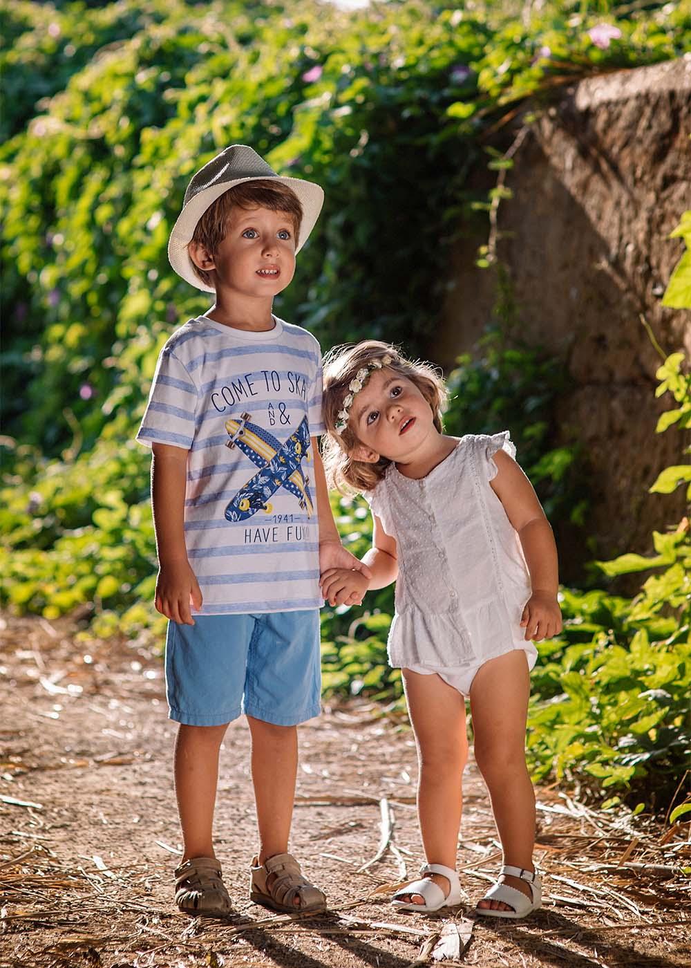 Reportaje fotos infantil Onda