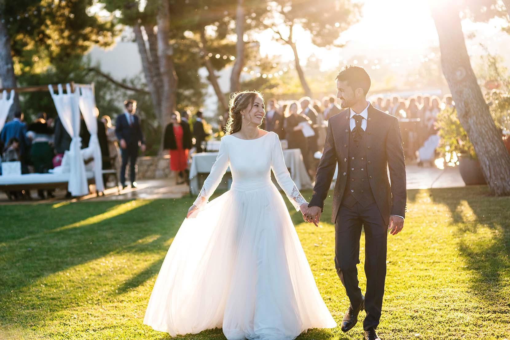 Reportaje de boda Onda
